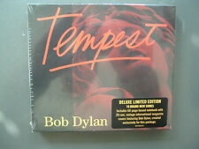 Bob Dylan - Tempest, Deluxe Limited Edition, Neu OVP, 2012