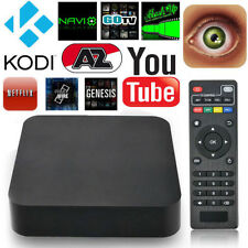 Amlogic S805 Android 4.4 Smart TV Box Quad-Core WiFi KODI 1080P Fully Loade