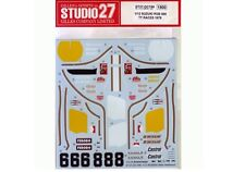 Studio27 DC798 1:12 SUZUKI RGB500 TT RACE #8 1979
