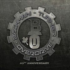 Bachman Turner Overdrive [40th Anniversary] by Bachman-Turner Overdrive (CD,...
