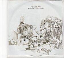 (DW858) Konx-Om-Pax, Regional Surrealism - 2012 DJ CD