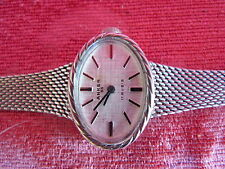 beautiful,old wrist watch__835 silver__anchor__hand wound___