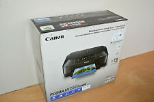 Brand New BLACK Canon Pixma MG5520 AIO Inkjet Photo Printer w/Ink Replace MG5420
