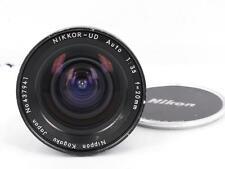 Nikon Nikkor - UD Auto 20mm F/3.5 Nippon Kogaku Japan