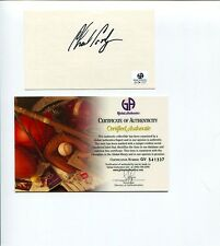 Charles Coody Masters 1971 Ryder Cup Champ PGA Golf Signed Autograph COA