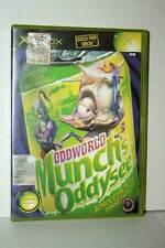 MUNCH'S ODDYSEE GIOCO USATO BUONO STATO XBOX EDIZIONE ITALIANA PAL GG1 40379