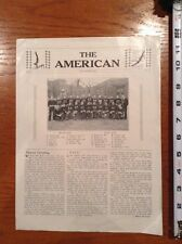 1934 The American publication w football team image Students of A College of PE
