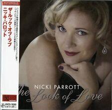 NICKI PARROTT-THE LOOK OF LOVE-JAPAN CD C75