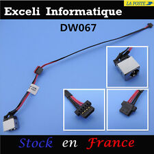 Alimentation Dc Jack power Socket and Cable dw067 Acer Aspire One 255 E D 255