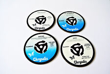 Blondie Debbie Harry Singles Collection 45 Great New Drinks COASTER Set