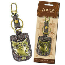 CHALA Keychain or Purse Charm  - OWL -  Brand New in Package