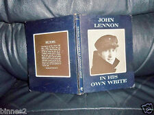 THE BEATLES IN HIS OWN WRITE! JOHN LENNON 'S FIRST BOOK GENUINE FROM APRIL 1964