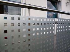 Lochblech Aluminium  Qg 20-50 , Balkonverkleidung, Balkongeländer,Geländer,