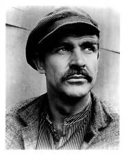 Sean Connery in The Molly Maguires: 8x10 In. B&W Glossy Photo