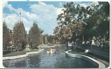 Mexico Postcard - New Aspect of Artificial Lake - Saltillo - Coah - Mexico A6377