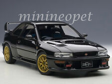 AUTOart 78604 SUBARU IMPREZA 22B STi UPGRADED VERSION 1/18 DIECAST MODEL BLACK