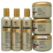 KeraCare Natural Textures All in One Set with Free Gift