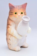 Patry Time Animal Get Booze&Drunk Hangover More Alcochol II Kijishiro Cat Figure