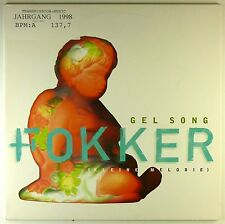 """12"""" Maxi - Fokker - Gel Song (Kleine Melodie) - M821 - washed & cleaned"""