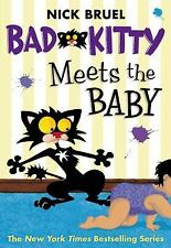 Bad Kitty Meets the Baby, Nick Bruel, 0312641214, Book, Acceptable