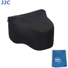 JJC OC-MC0BK Black camera case fr Canon T6I T6 T5I D3300 D5300 18-55mm 1300D XT1