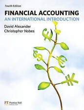 Financial Accounting: An International Introduction (4th Edition) by Alexander,
