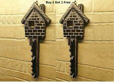 Wooden Handcrafted Antique Hut Wall Key Holder Stand Home Decor Buy 1 Get 1 Free