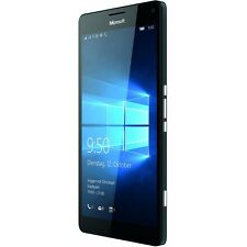 MICROSOFT LUMIA 950 XL BLACK 32GB WINDOWS SMARTPHONE HANDY OHNE VERTRAG LTE 4G