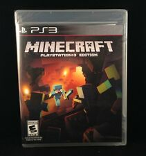 Minecraft: Playstation 3 Edition (Playstation 3) In Stock!!! / Brand New /