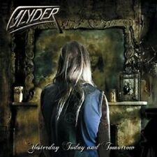 """GLYDER """"YESTERDAY TODAY AND TOMORROW"""" CD NEU"""