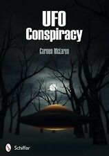 NEW - Ufo Conspiracy by Carmen Mclaren