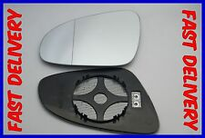 TOYOTA YARIS  2011-2016  WING MIRROR GLASS WIDE ANGLE ELECTRIC / HEATED LEFT