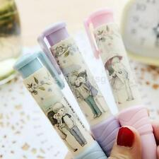 Fashion Students Pen Shape Eraser Rubber Stationery Kid Gift Toy Best Gift
