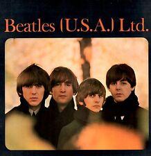 BEATLES 1965 U.S. TOUR ORIGINAL NEAR MINT  2 MINT CONCERT PROGRAM BOOK