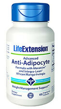 Advanced Anti-Adipocyte Formula with Meratrim, Integra-Lean-Life Extension-60 VC