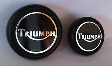 TRIUMPH TIGER 1050 SPORT REAR SPINDLE AXLE PLUGS CAP BUNGS 2013 2014 2015