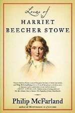 LOVES OF HARRIET BEECHER STOWE P. McFarland 2007 HCDJ