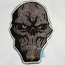Batman Black Mask Comic Face Embroidered Patch Villain Joker Penguin Riddler