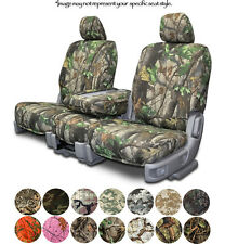 Custom Fit Camouflage Seat Covers for Ford F-250 F-350 TruckPickup