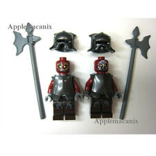 NEW LEGO Lord of the Rings LOTR 9471 Urak Uruk-Hai Army Orc Soliders Minifigures