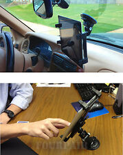 Car Windshield & Desktop Mount Holder for iPad 1/2/3/4/Air/Pro 9.7 Tablet Tab
