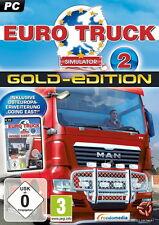 Euro Truck Simulator 2 Gold Edition PC Spiel + AddOn Going East SchnellerVersand
