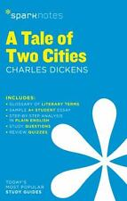 NEW - A Tale of Two Cities SparkNotes Literature Guide