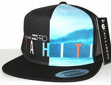 Men's BILLABONG Tahiti Pro Snap Back Trucker Cap. OSFA. NWT, RRP $19.99.
