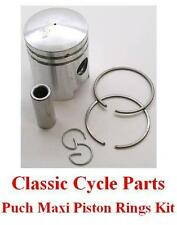 Moped Piston & Rings Kit Puch Maxi Luxe Sport MKII Cobra Sears Free Spirit