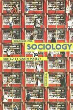 Readings for Sociology, Fifth Edition, , Good Book