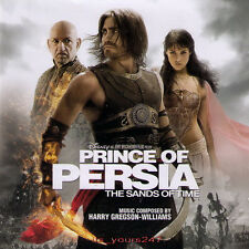 Prince Of Persia: The Sands Of Time - OST [2010] | Harry Gregson-Williams | CD