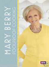 MARY BERRY FOOLPROOF COOKING - HARDCOVER BOOK - BRAND NEW - UK SELLER