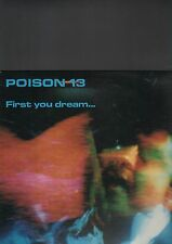 POISON 13 - first you dream LP