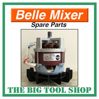 BELLE 230V 240V ELECTRIC MOTOR ONLY FOR MINI MIX 130 MIXER SPARE PARTS MINIMIX